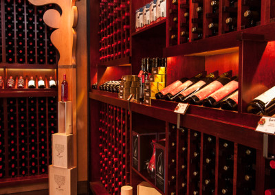 Wine Cabinetry